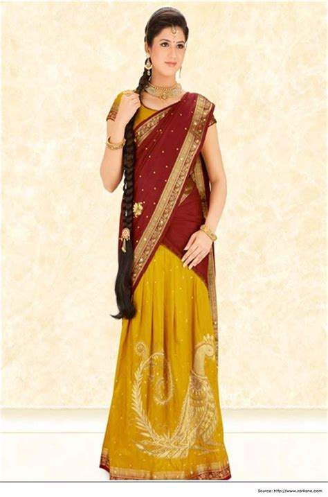 Traditional Saree Draping Styles - most popular saree draping styles do it yourself guide