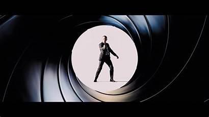 Bond Skyfall James Barrel Theme Gun Opening