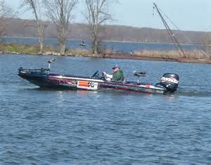 Kentucky Lake Bass Fishing