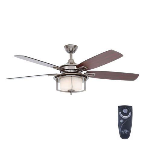 homekit ceiling fan control hton bay devereaux ii 52 in indoor gunmetal ceiling