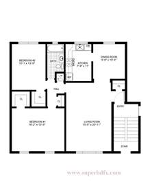 Simple House Plans With Photos Of Interior Placement by Modern Home With Simple House Design Superhdfx