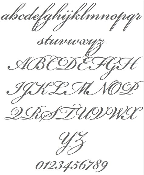 Beautiful Scripts And Fonts by Images Of Beautiful Es Impremedia Net
