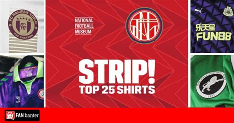 Top 25 English kits of the 20/21 season ranked by National ...