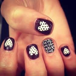 Heart nail art designs nails