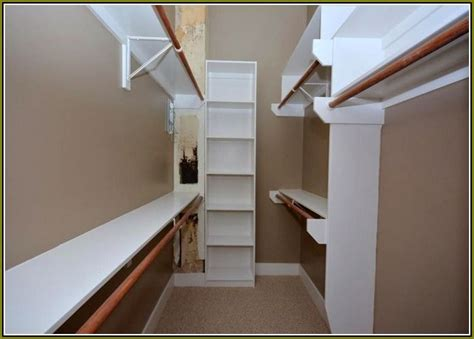 Closet Shelving Heights by Double Hang Closet Rod Height Home Design Ideas
