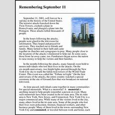 Chshteach  September 11th Teaching Materials