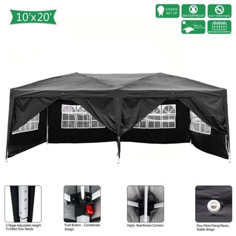 topcobe    pop  canopy tent easy set  canopy tents    windows waterproof