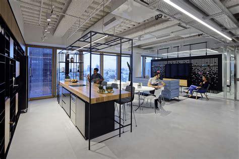 palantirs stylish tel aviv office officelovin