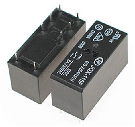 jqx   relay technical data