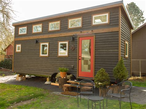Small Homes : Tiny Home Traits