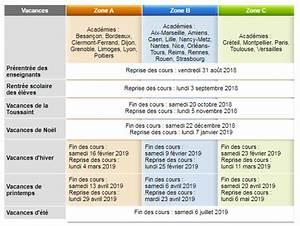 Vacances Aout 2018 : calendrier scolaire d couvrez les dates des vacances de 2018 2019 ~ Medecine-chirurgie-esthetiques.com Avis de Voitures
