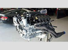 Eurocharged monster e55 engine build News & Events