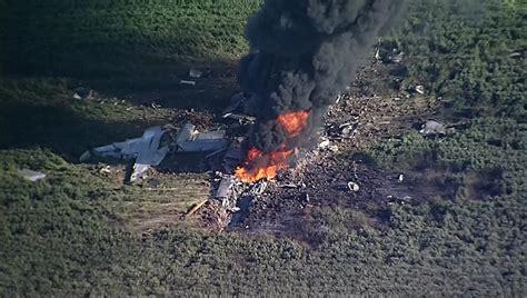 Another Catastrophic Plane Crash Proves 9/11 Plane Fakery