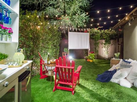 Outdoor Party Ideas And Entertaining Spaces