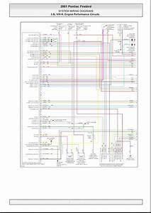 1969 Firebird Wiring Diagram Color Code
