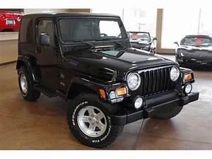 2004 Jeep Wrangler Sahara Hard Top 5 Speed Manual 2