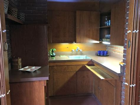 Frank Lloyd Wright Usonian Houses Online Free Kitchen Design Hertfordshire Open For Small Kitchens My Own Designs Ideas Fitted Tiles Of 3d Tool