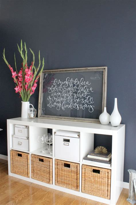 Ikea Dining Room Storage by 1000 Ideas About Built In Buffet On Pinterest Hutch