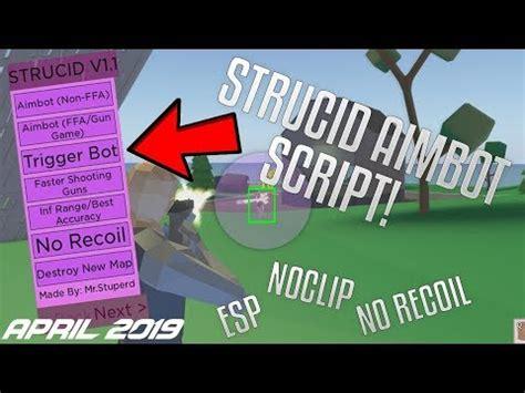 roblox aimbot script pastebin  buzztmz