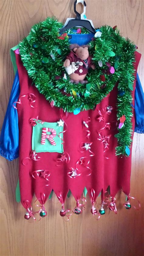 11 best images about ugly christmas sweater on pinterest