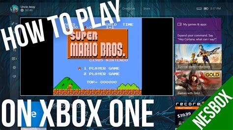 play nes rom games   xbox  nesbox youtube