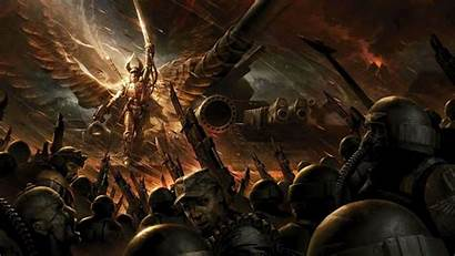 Imperial Guard Wallpapers Wh40k Wallpaperplay Walls
