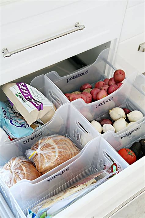 organizing a kitchen without a pantry best 25 organizing kitchen cabinets ideas on 9017