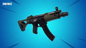 Fortnite SMG Update Is Out Full Patch Notes Detail What39s