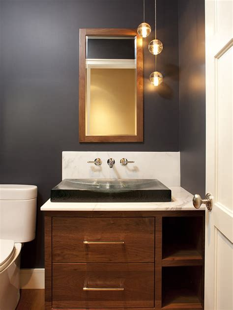 center sink vanity home design ideas pictures