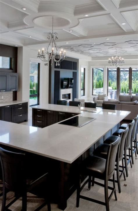 u shaped kitchens with islands 55 functional and inspired kitchen island ideas and