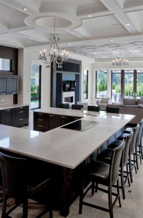 functional  inspired kitchen island ideas