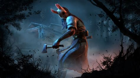 dead  daylight introduces  killer  huntress