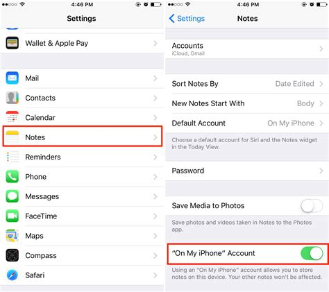 iphone notes disappeared iphone 7 notes disappeared after ios 10 3 2 update how to fix