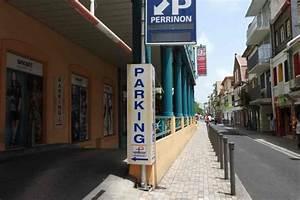 Parking Perrinon Office Du Tourisme De Fort De France
