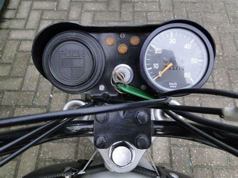 puch    handversnelling