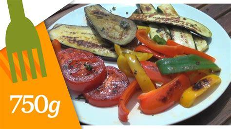 que cuisiner a la plancha recette de légumes grillés à la plancha 750 grammes