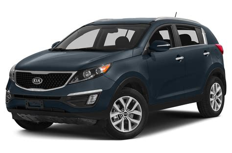2015 Kia Sportage Price Photos Reviews Features