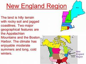 Colonial Regions New England Mid-Atlantic Southern. - ppt ...