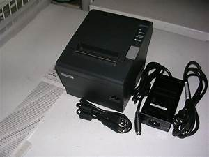 Epson Tm-t88iv Usb Pos Thermal Receipt Printer