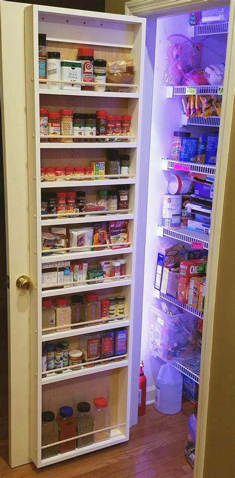 Pantry Storage Racks 25 Best Ideas About Pantry Door Storage On