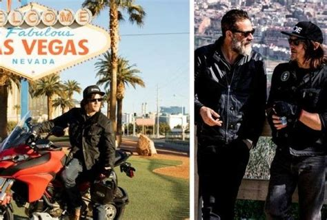 20 Travel Spots Walking Dead's Norman Reedus Visited On