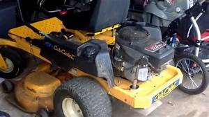 I Have A Cub Cadet Rzt 50 Zero Turn  It Will Not Start Nor  U2013 Readingrat Net