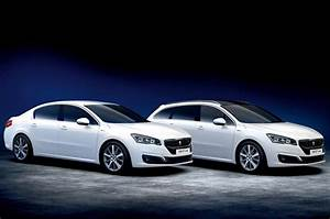 508 Peugeot 2018 : restyled peugeot 508 due in 2018 autocar ~ Gottalentnigeria.com Avis de Voitures