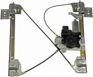 Rear Window Regulator  U0026 Motor - Midgate