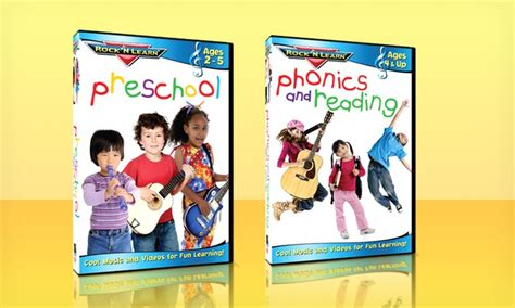 rock n learn dvd set groupon goods 109 | c700x420