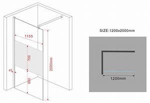 200 Mm En Cm : 10 mm duschtrennwand vacante fr 120 x 200 cm alphabad ~ Dailycaller-alerts.com Idées de Décoration