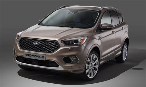 Ford Kuga Vignale  New Luxury Trim Option Available