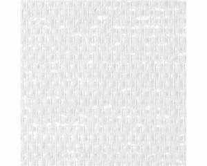 Papier Fibre De Verre : papier peint en fibres de verre modulan standard blanc ~ Dailycaller-alerts.com Idées de Décoration
