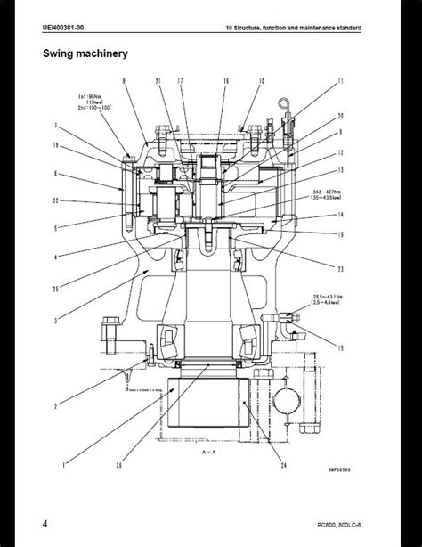 komatsu galeo pc pclc hydraulic excavator service repair workshop manual  repair