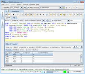SQL Database Query Examples